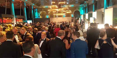 Industry Summer Ball raises £16,000 to support future skills